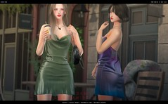 DAMI - Silk Damisole Dress @ equal10