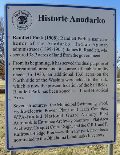 oklahoma ok greatplains randlettpark caddocounty anadarko northamerica unitedstates us