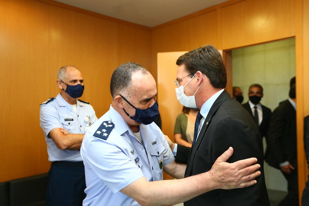 Apresentação do plano de vacinação da delegação brasileira para os jogos olímpicos de Tóquio - Maio/2021