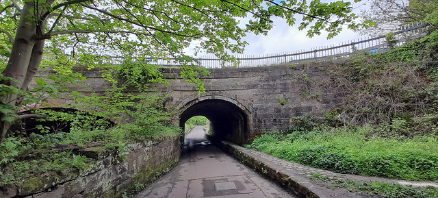 10th May 2021. Aqueduct on the Bridgewater Canal at Hawthorn Lane, Stretford, Manchester
