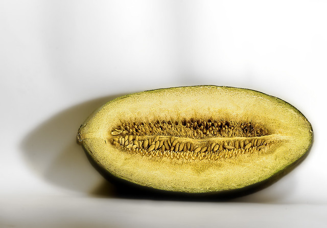 mediomelón/half melon