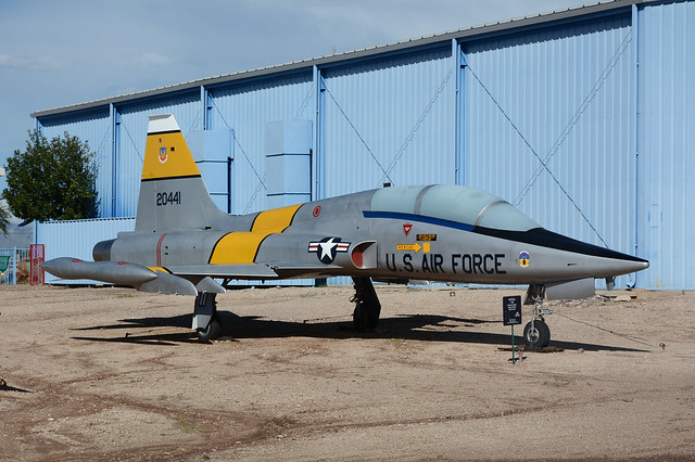 62-0441 Northrop F5B Freedom Fighter Pima 22-09-15