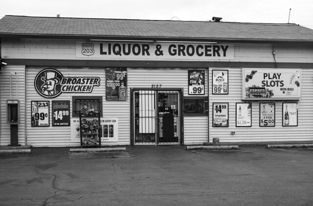 Liquor and Grocery