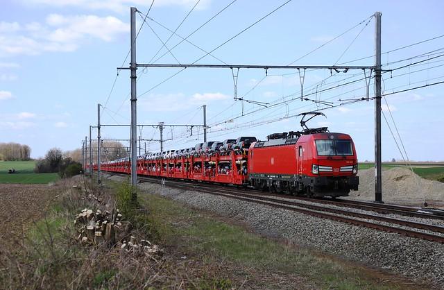 DB 193 341 Ezemaal 17/04/2021.