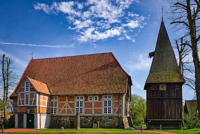 St. Stephanus Church of Egestorf / Germany