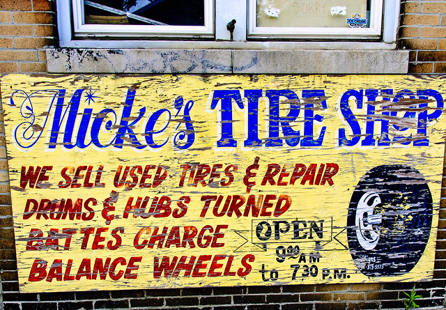 Micke's Tire Shop