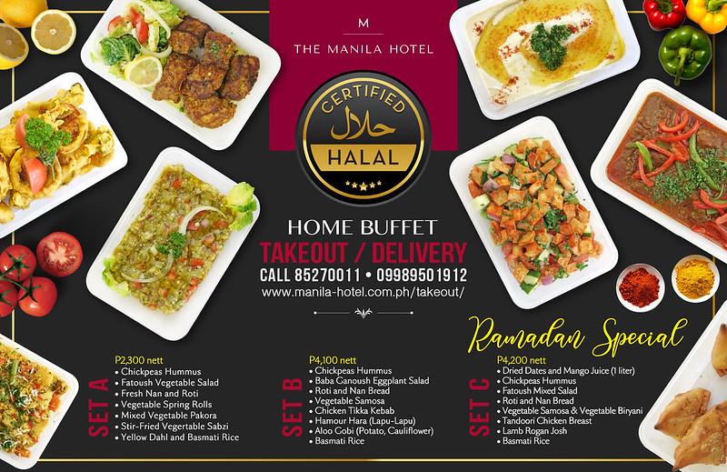 The Manila Hotel Halal Hole Buffet