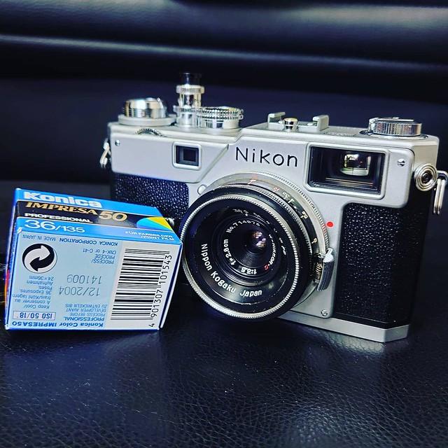 Nikon 28mm f3.5 S Mount的Summaron