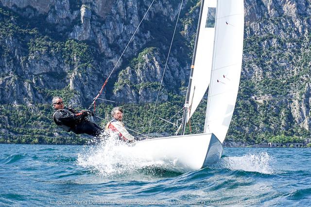 Flying Dutchman Eurocup - Campione del Garda - 9 May 2021
