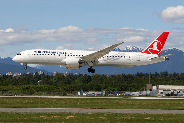 Turkish Airlines TC-LLC