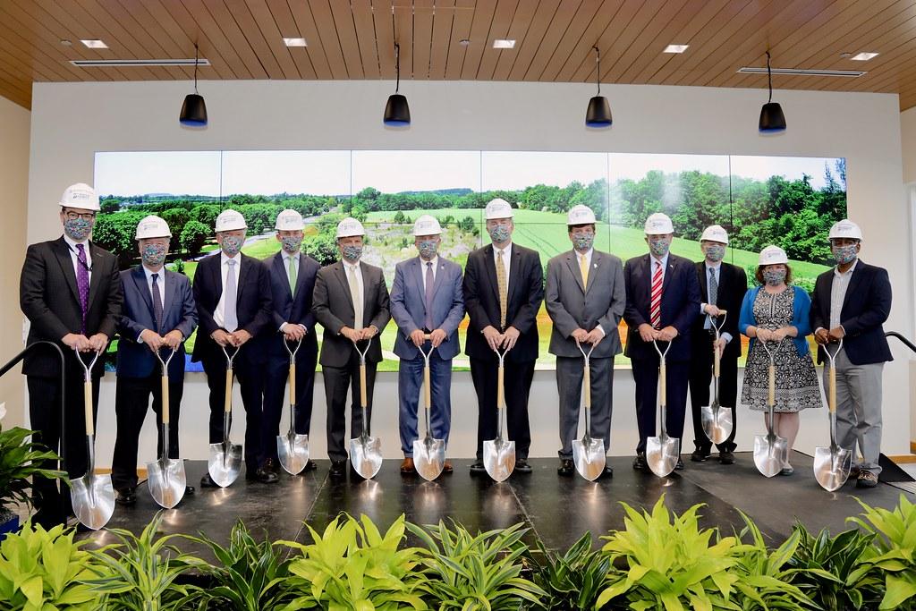 HudsonAlpha Campus Expansion