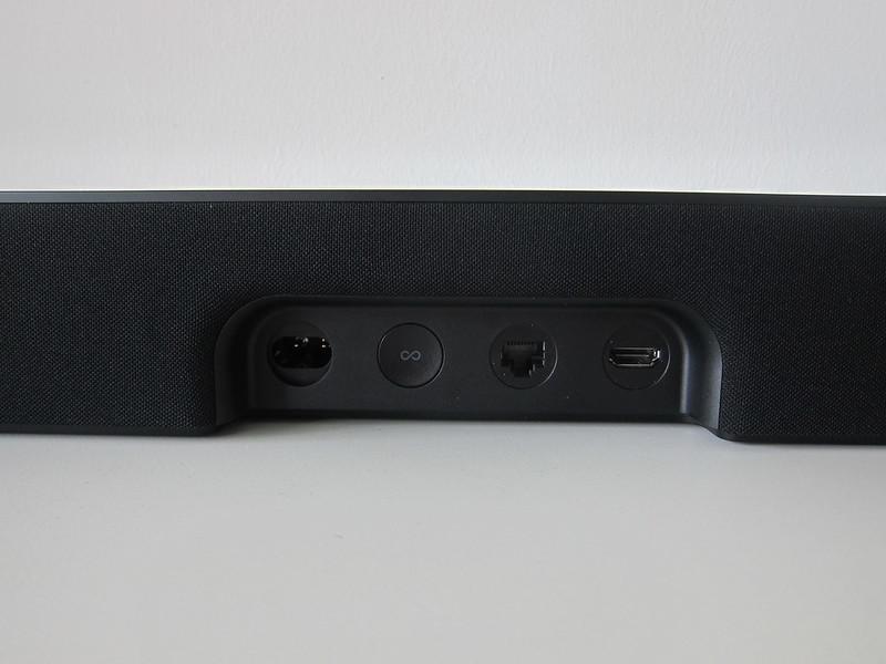 Sonos Beam - Ports