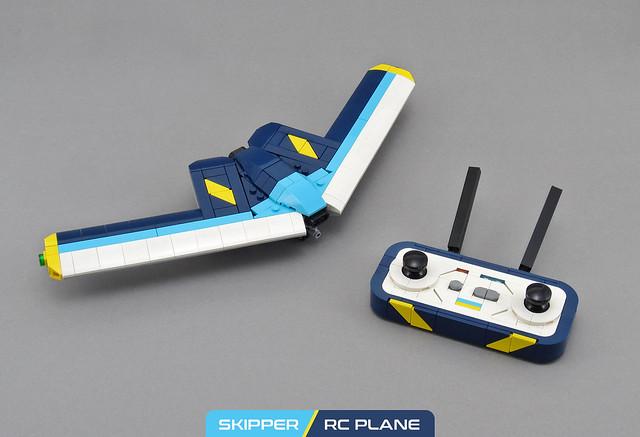 """Skipper"" RC Plane"
