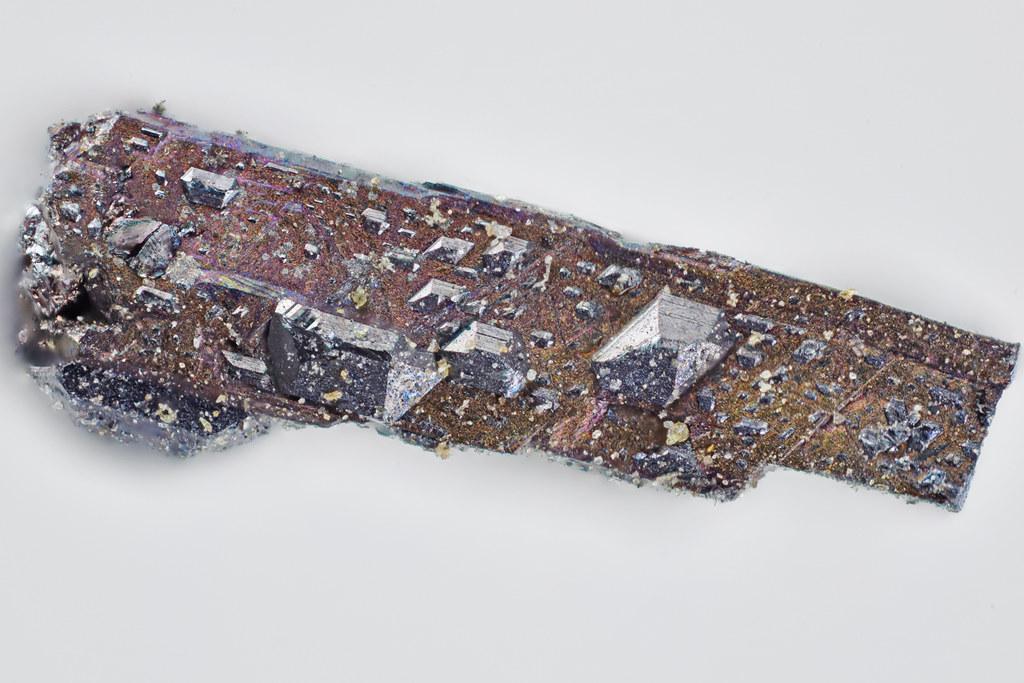 輝銀銅鉱 / Stromeyerite