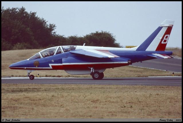 ALPHAJET E E117 F-TERI 8