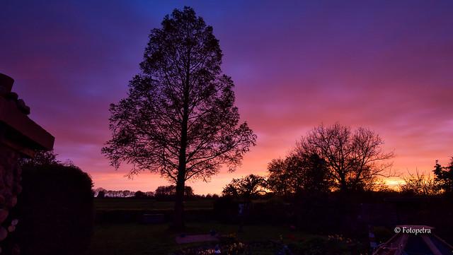 Sonnenuntergang 10.Mai 2021