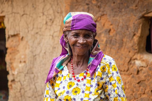 Wiser Woman Portrait