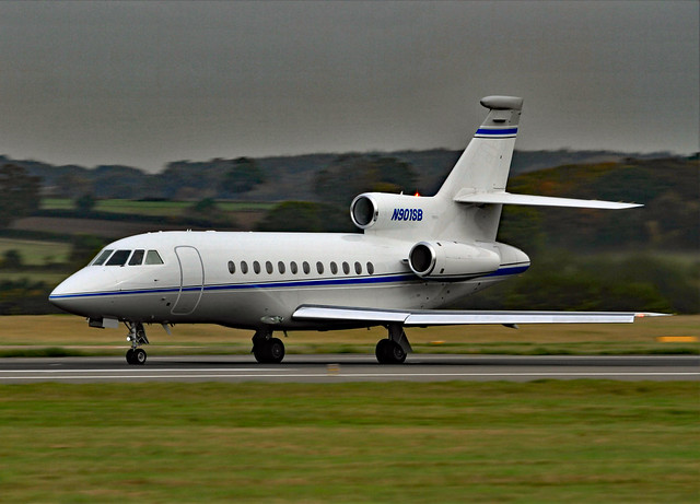 N901SB : Dassault Falcon 900