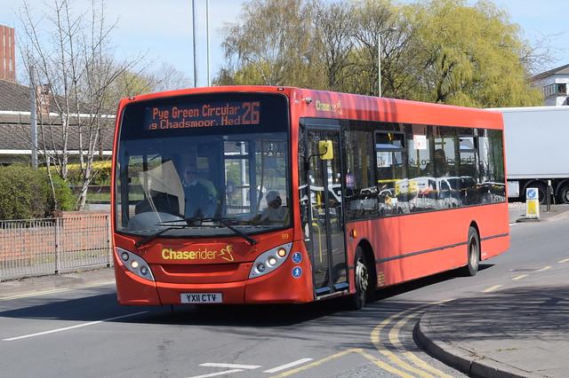 D&G 99 @ Cannock bus station