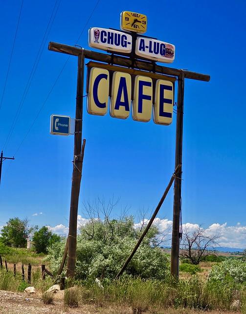 Chug-A-Lug Cafe, Gusher, UT