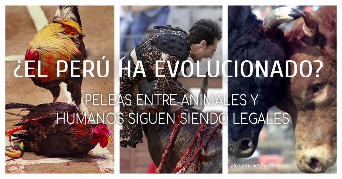 ¿El Perú ha evolucionado?