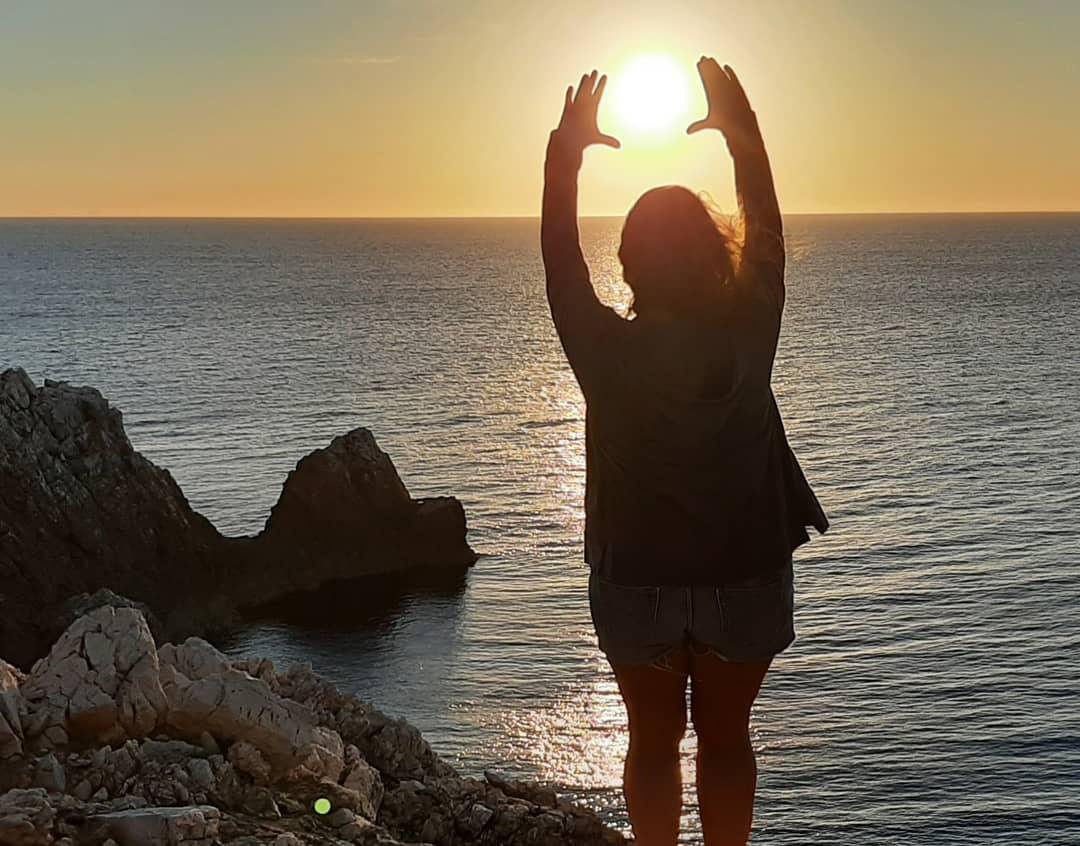 Faro Punta Nati, Menorca, 5 mayo 2021