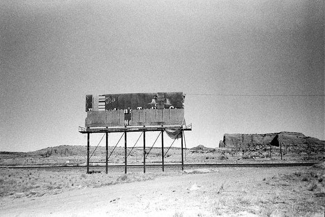 Decaying Billboard