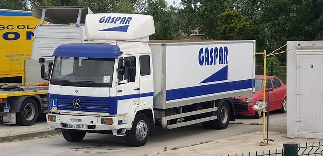 AUTO ESCOLA GASPAR (B-7134-TL)