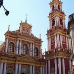 Basílica y Convento de San Francisco - Salta - Argentina