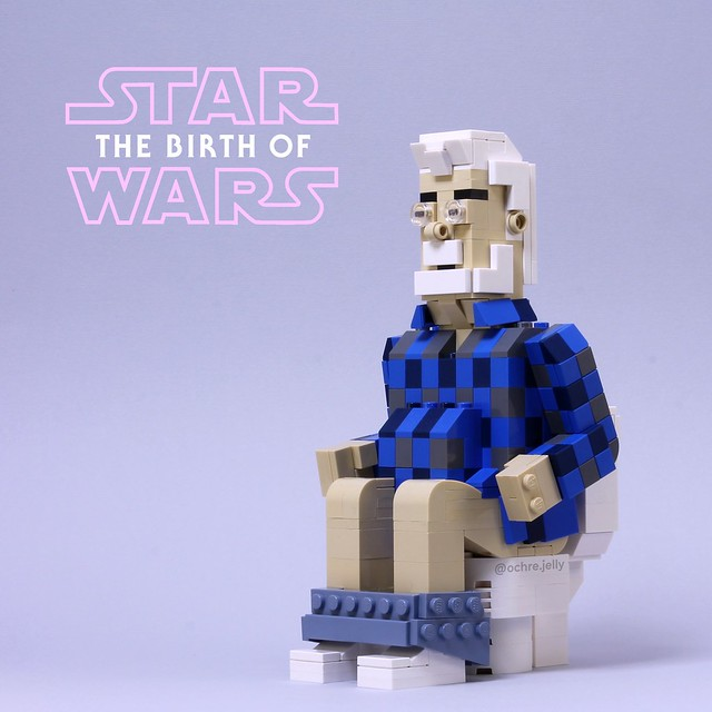 A brief LEGO history of Star Wars: Part 1