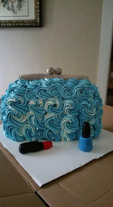 Cake by Sierra's Heavenly Sweets