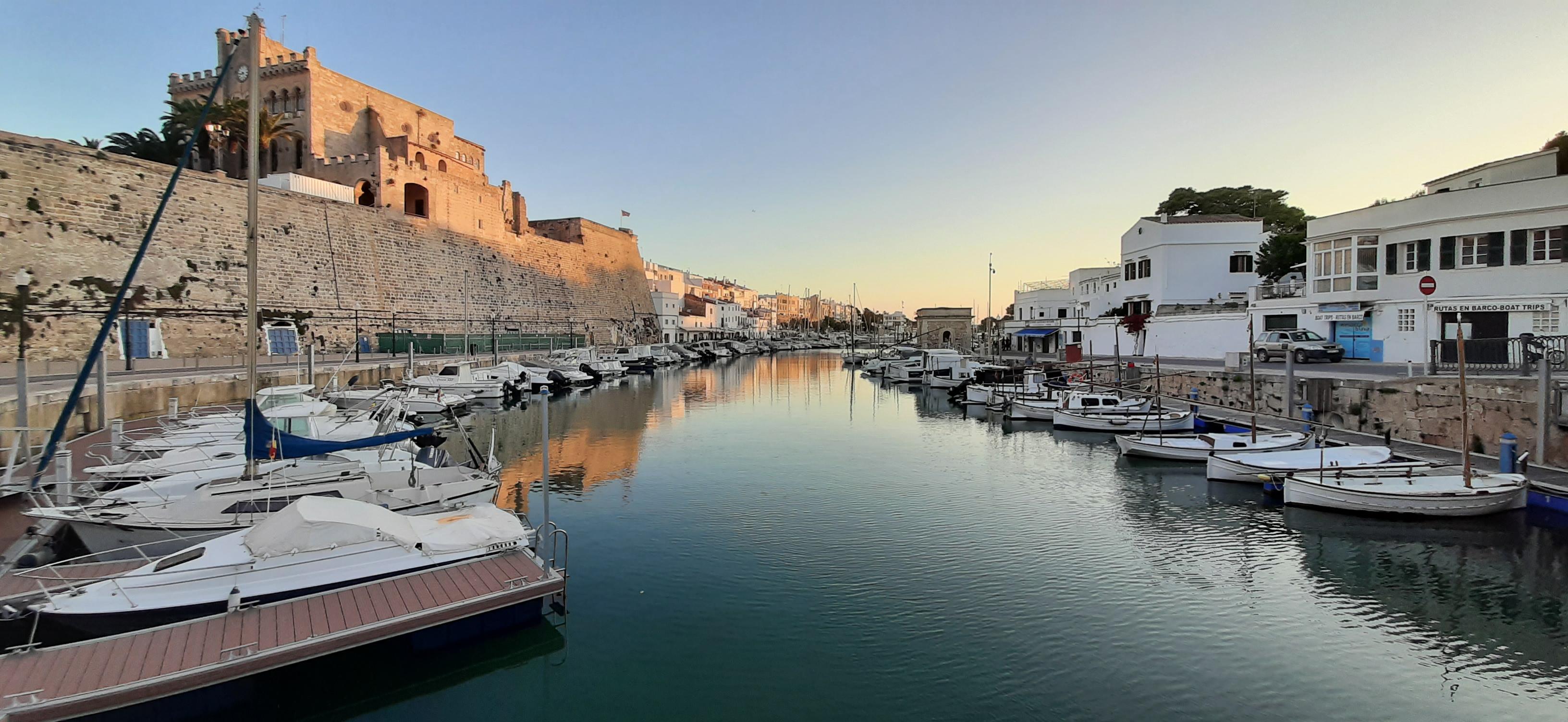 Ciutadella, Menorca, 7 mayo 2021