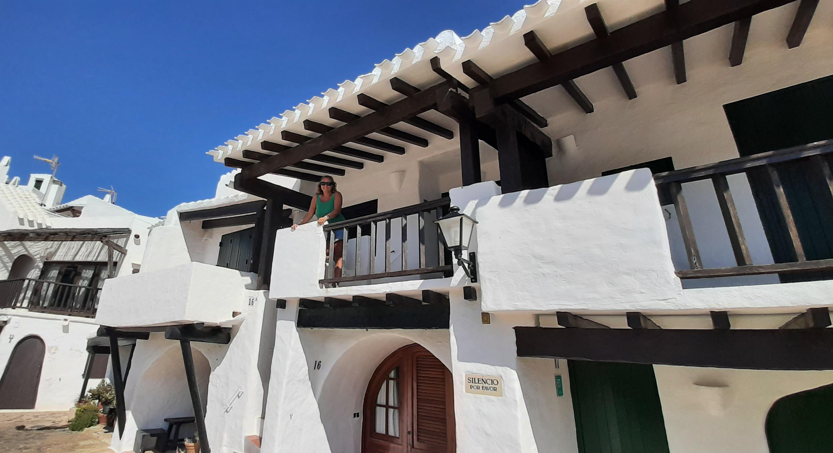 Binibequer Vell, Menorca, 8 mayo 2021