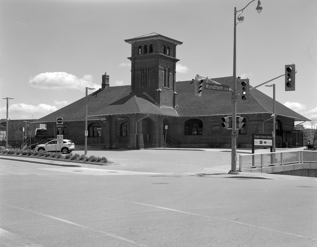 Guelph Central Station (1911-Present)