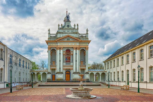 Saint Louis chapel