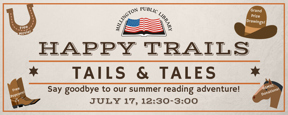 Happy trails tails and tales webslide