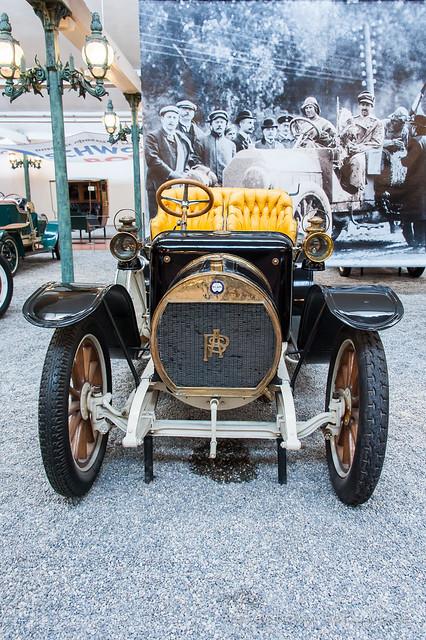 Pilain Type 4D Tonneau - 1911