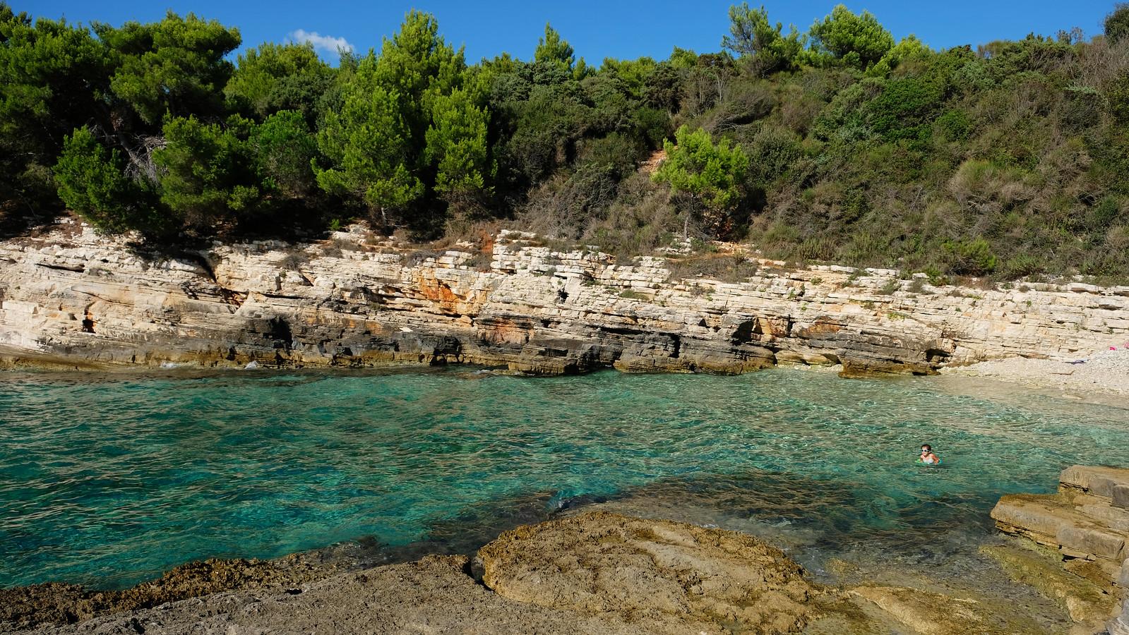 Radovica Cove, Cape Kamenjak, Istria, Croatia
