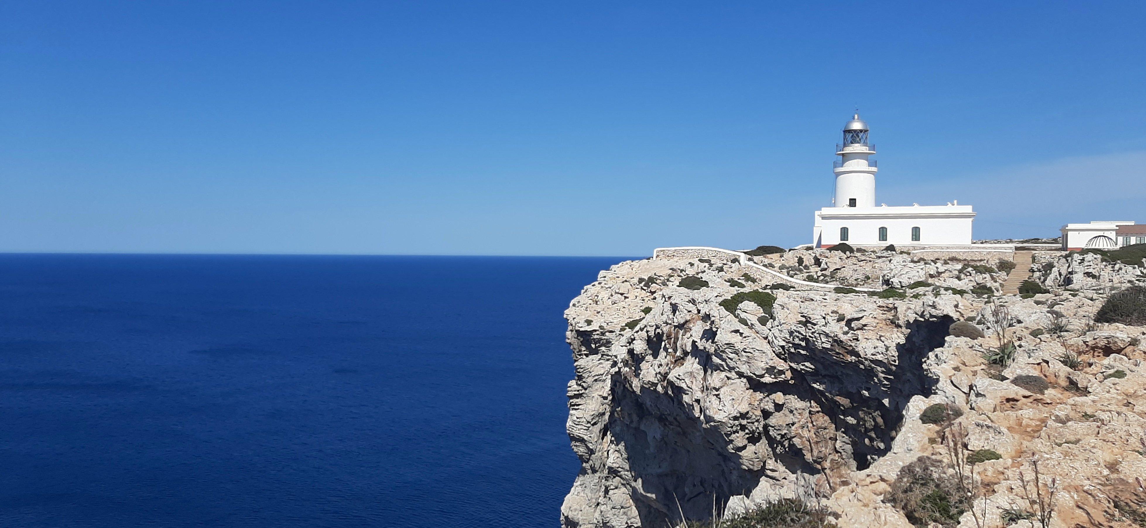 Faro de Cavalleria, Menorca, 6 mayo 2021