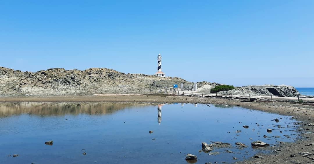 Favàritx, Playa Tortuga, Menorca, 7 mayo 2021