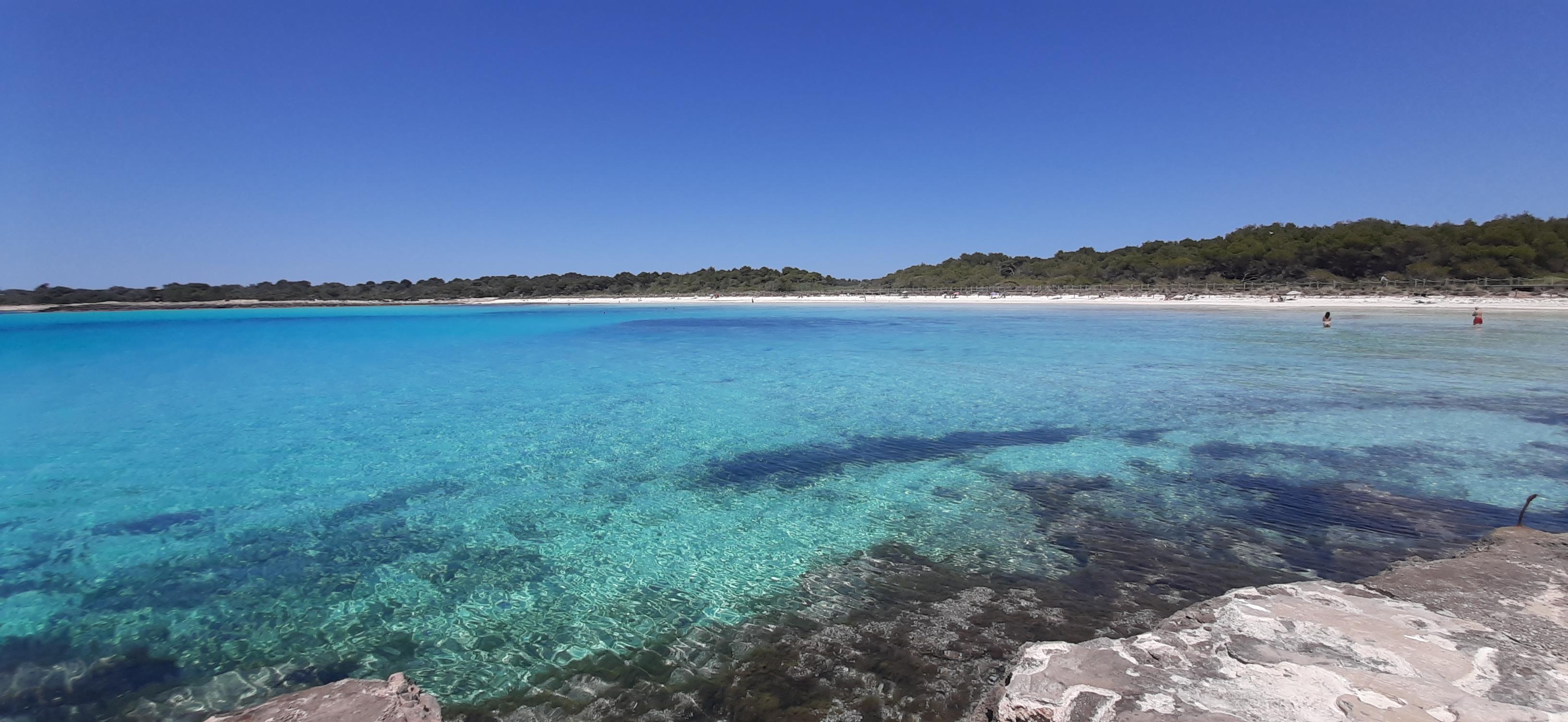 Son Saura, Menorca, 8 mayo 2021