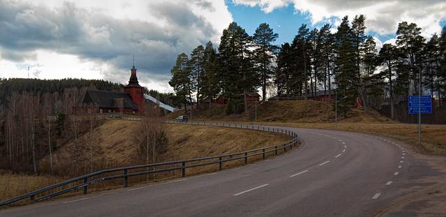Ekshärad, Hagfors kommun