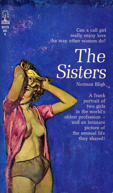 Beacon Books B922X - Norman Bligh - The Sisters