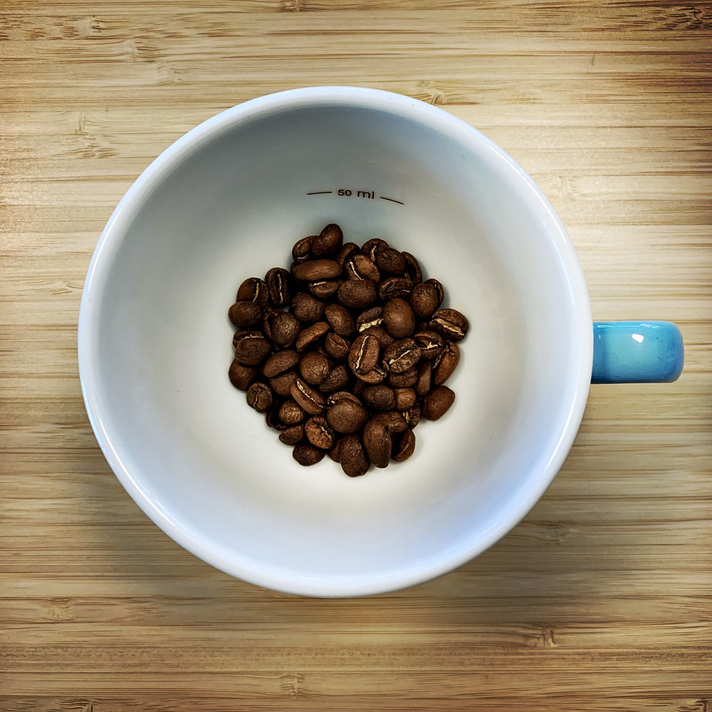 Coffee Chronicles 011 - The Beans