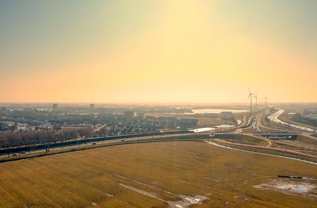 Heerhugowaard, Holland.