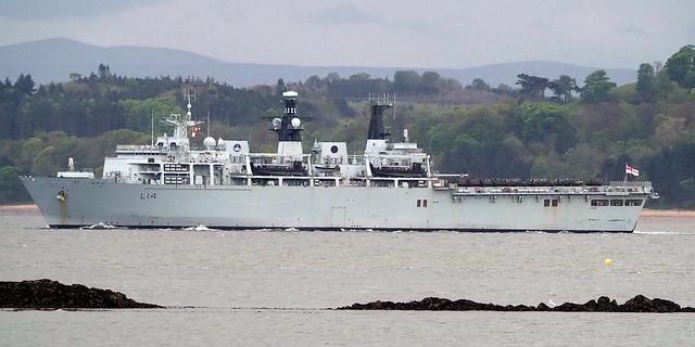 HMS Albion 7