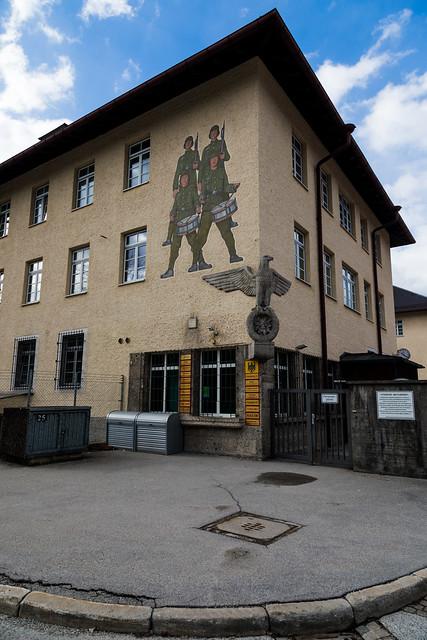 Bundeswehrkaserne Bad Reichenhall