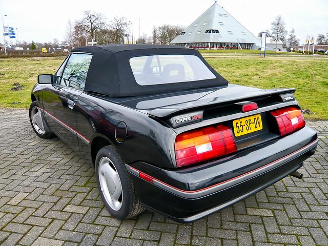 Ford Capri XR2 Convertible 1992 (1008975)