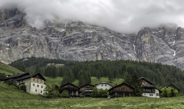 Dolomites...Valparola....