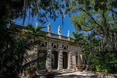 Vizcaya Gardens - Miami